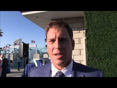 Los Angeles Dodgers Gala: Magic Johnson, Clayton Kershaw, Yasiel Puig, Howie Kendrick,