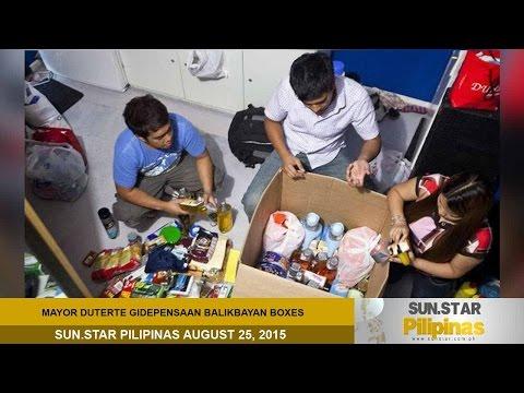 Sun.Star Pilipinas August 25, 2015