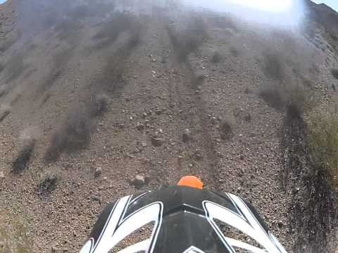 American Adventure Dirt Bike Tour Desert Ride Primm Nevada Las Vegas NV KTM ...