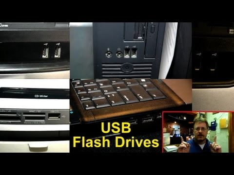 USB Flash Drive - Beginners Guide of How to Select and Use