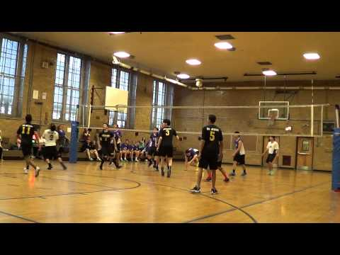 Hunter College High School Volleyball: vs Grover Cleveland