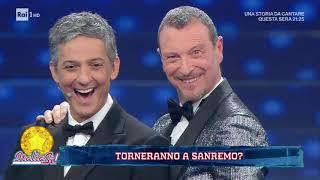 Amadeus e Fiorello tanti anni fa…  - ItaliaSì! 15/02/2020