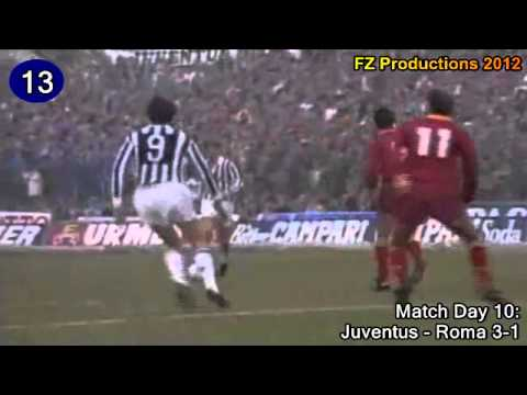 Michael Laudrup - 25 goals in Serie A (Lazio and Juventus 1983-1989)