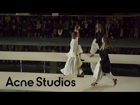 Acne Studios Women's Spring/Summer 2012 Show (full version)