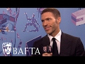 Kubo and the Two Strings director Travis Knight | Animated Film winner | BAFTA Film Awards 2017