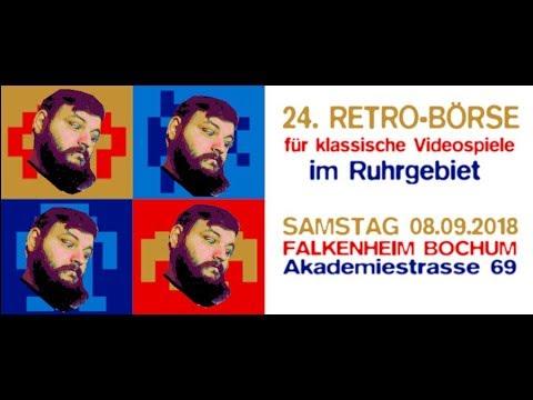 """Retro Börse Bochum """"Meinung und Pick up´s"""""""