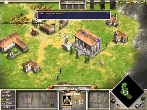 Age of Mythology - The titans expansion. Episodio 2.