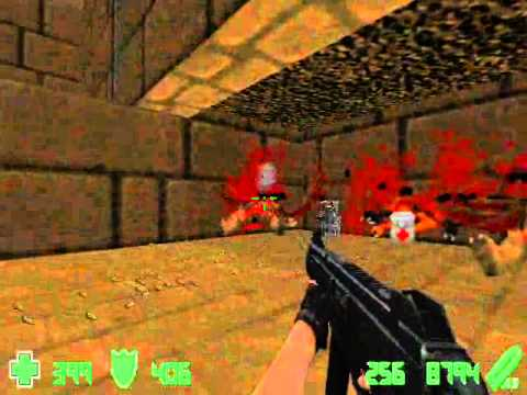 Doom 2 Mod Counter-Strike Source Weapons Gameplay Part 1/4 Full