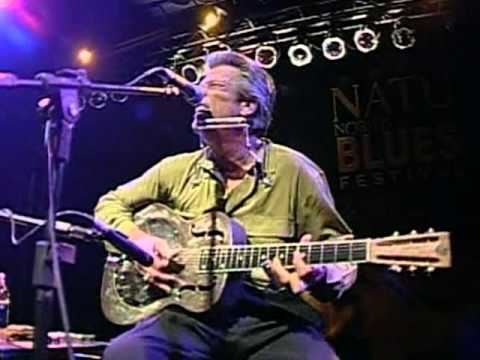 John Hammond - Drop down daddy - Natu Nobilis Blues Festival 2003