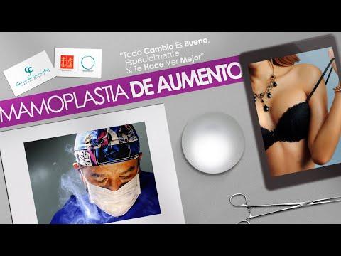 Mamoplastia de Aumento  Implante Mamario Protesis Mamarias