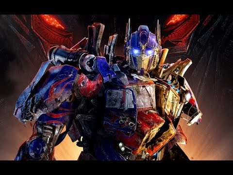 Transformers revenge of the Fallen the game Optimus Prime VS Megatron and Starscream