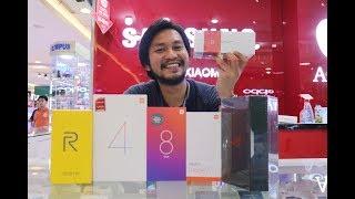 Cek Pasar Offline! Ada Note 7, Realme U1, 8 Lite, ROG Phone, & Pad 4 di TangCity Mall! #MarZoom 9