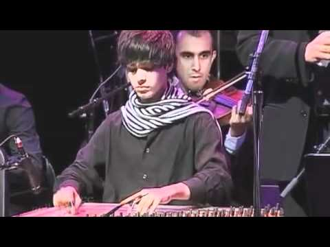 Fakkarouni (M.A.Wahab) performed by the Berklee Middle Eastern Fusion Ens. feat. Bassam Saba