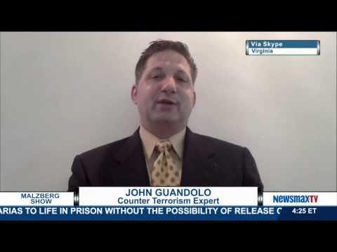 Malzberg | John Guandolo, Author, 'Raising a Jihadi Generation'