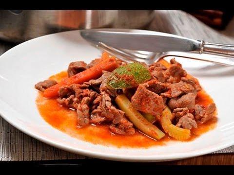Guisado de carne de res - Beef Stew
