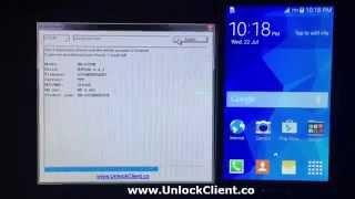 Instant unlock Samsung Galaxy Prime SM G360H G361H G531H G316M G316ML G318H G361F G531F G388F by USB