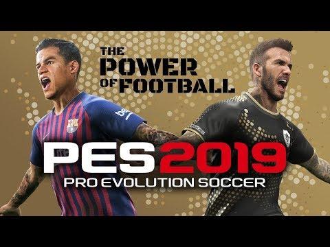 PES 19 ПЕРВЫЙ ОБЗОР ГЕЙМПЛЕЯ И ТРЕЙЛЕРА   КРУЧЕ FIFA 19 ?   PES 2019 TRAILER GAMEPLAY