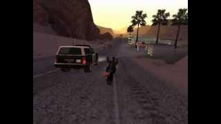 El Vengador Fantasma 1/2 - Loquendo GTA SA