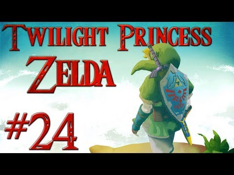 Zelda Twilight Princess : Sanctuaire de la Forêt | Episode 24 - Let's Play