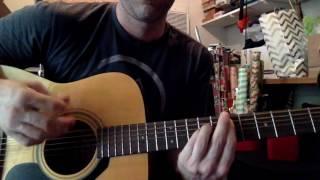 I Promise Radiohead Guitar Tutorial