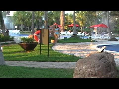 Miss El Salvador contestants 2013 Hotel Decameron