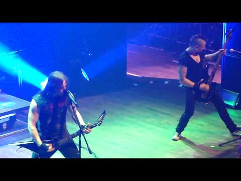 Bullet For My Valentine - Alone - House of Blues (Dallas, TX - 5-7-10)