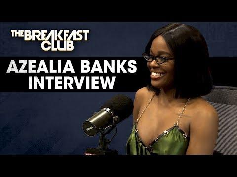 Azealia Banks Talks New Single, The State Of Female Rap, RZA, Donald Trump + More