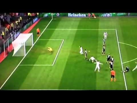 But de Zlatan Ibrahimovic 3-0