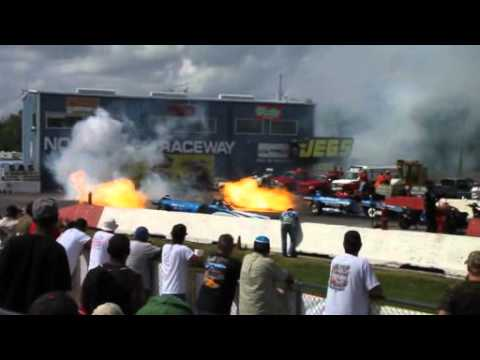 Jet Car Girls Race – Cajun Sport Nationals