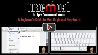 A Beginner's Guide to Mac Keyboard Shortcuts (#1596)