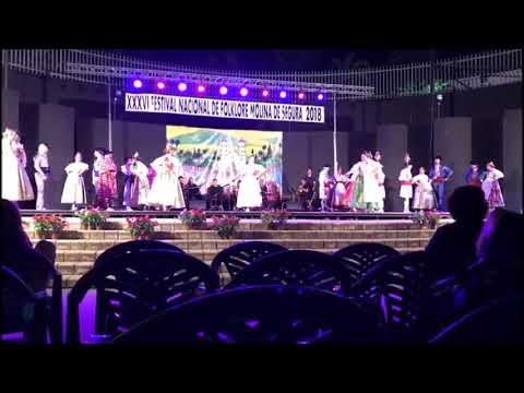 XXXVI Festival Nacional de Folklore  Molina de Segura 2018
