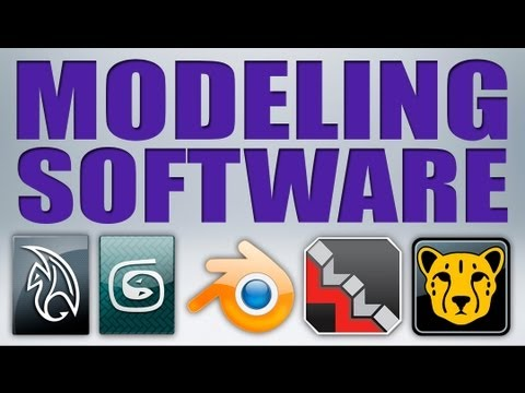 Best Modeling Software for Unity