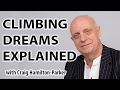 Frame from Dreams About Climbing - the meaning of climbing dreams