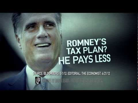 """Stretch"" - Obama for America TV Ad"