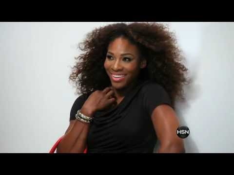 Serena Williams Fall Fashion Collection on HSN