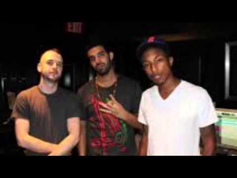 Drake - Deceiving (Feat. Pharrell Williams)