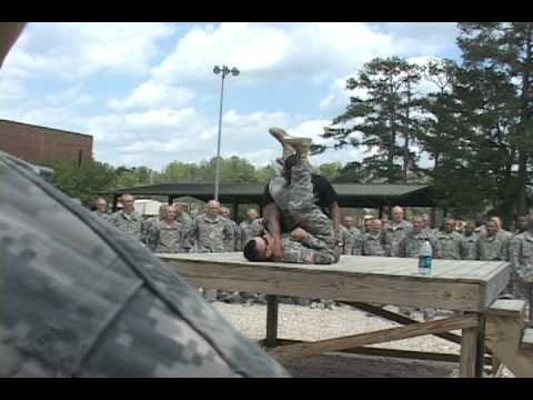 Combatives: The Making of a Soldier PT 8 Image 1