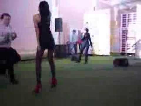 Венц.Венцеслав поёт Волжанский танцует!!!