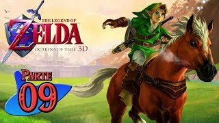 Zelda Ocarina of Time 3D Guía 100% (HD) #9 Castillo de Ganon