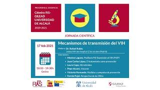 Mecanismos de transmisión del VIH · Cátedra RIS-GILEAD Universidad de Alcalá