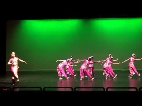 University Of Washington Natya, At Dheem Tana 2014 video