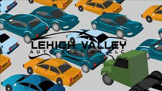 Buy like the Dealers Do at Lehigh Valley Auto Auction!
