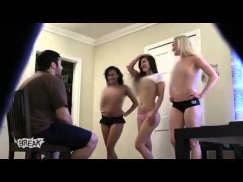 Naked Girls Delivery Prank [prankots] video