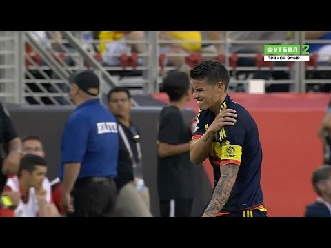 James Rodriguez vs USA (N) 15-16 HD 1080i by JamesR10™