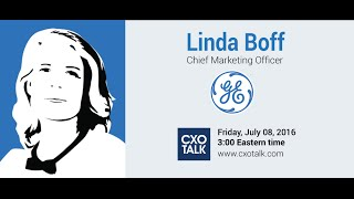 #180: Digital Transformation at General Electric with Linda Boff, Chief Marketing Officer