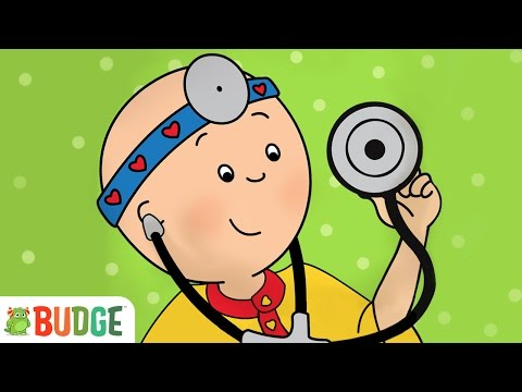 Caillou Check Up - Doctor APK Cover
