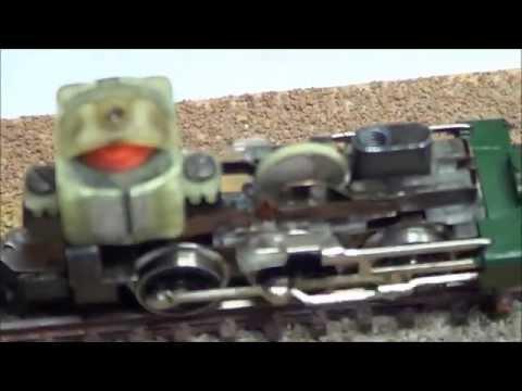 Marklin Z scale mini-club - repair a 3 poles motor - réparation du moteur bobinage du rotor Spur Z