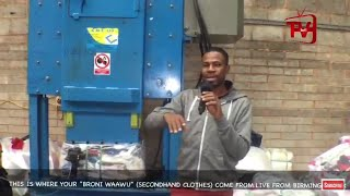 THIS IS WHERE OUR OBRONI WAAWU SHOES(USED SHOES)COME FROM-LIVE FROM UK BIRMINGHAM