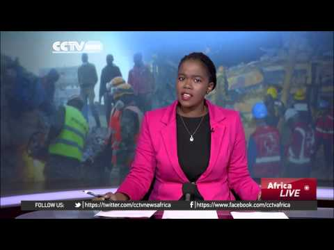 At least 7 Killed after Building collapses after heavy rains in Nairobi