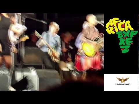 Africa Express Roka Traore ft Paul McCartney and friends